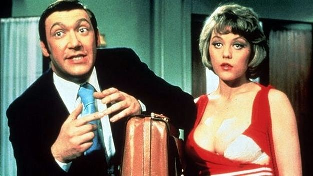 Carry On Girls Carry On Girls 1973 Nostalgia Central