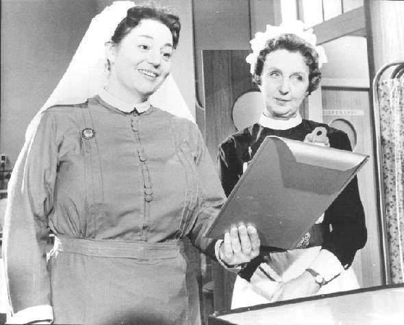 Carry On Nurse On Nurse