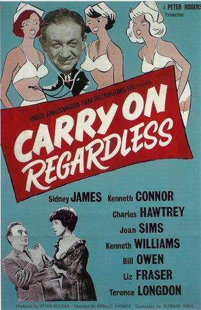 Carry On Regardless Welcome to Carry On Line home of the Carry On films