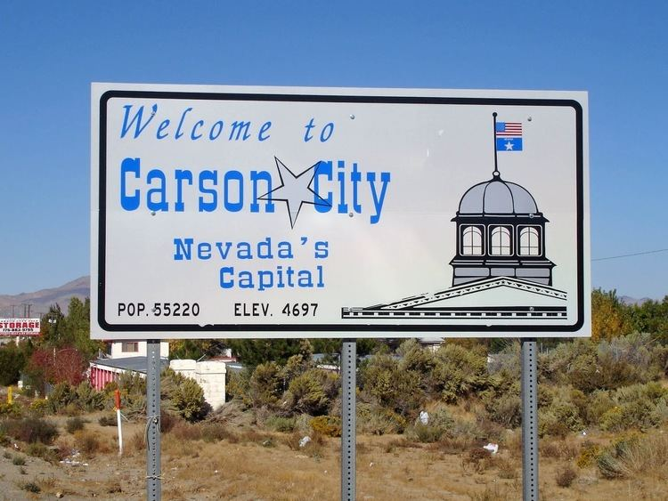 Carson City, Nevada Geographically Yours Welcome Carson City Nevada