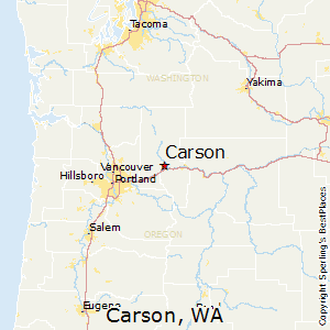 Carson, Washington Best Places to Live in Carson Washington