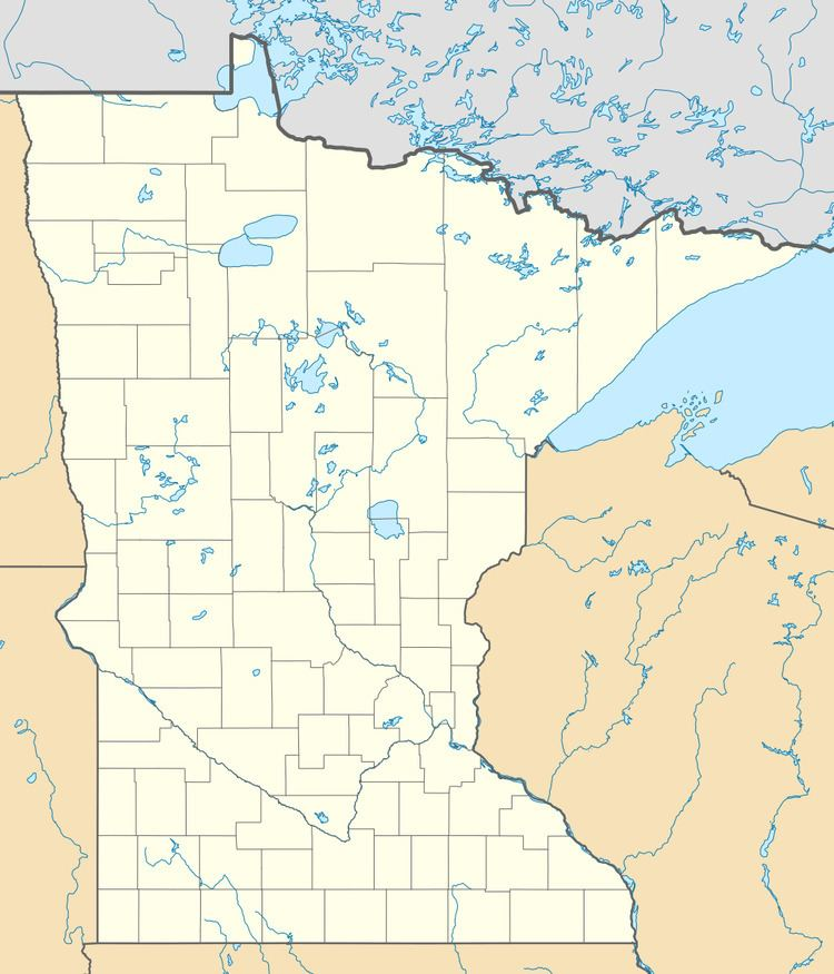 Carsonville Township, Becker County, Minnesota