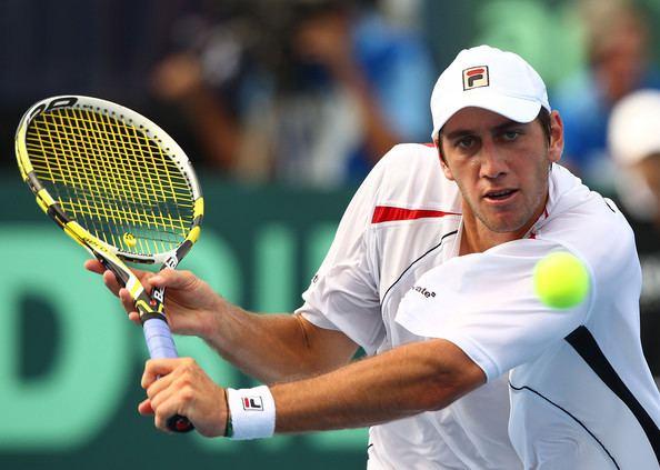Carsten Ball Carsten Ball Pictures Davis Cup Australia v Belgium