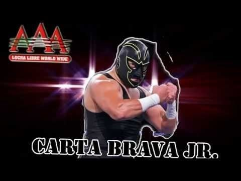 Carta Brava Jr. Theme Song Carta Brava Jr AAA YouTube