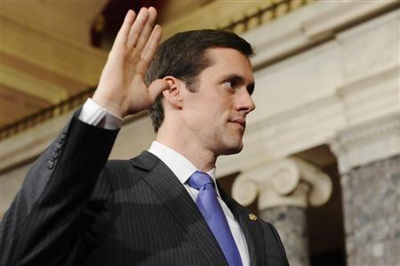 Carte Goodwin Carte Goodwin sworn in as Senator Byrd successor Reuters