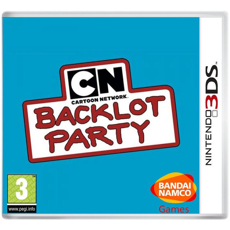 Cartoon Network: Backlot Party - Alchetron, the free social