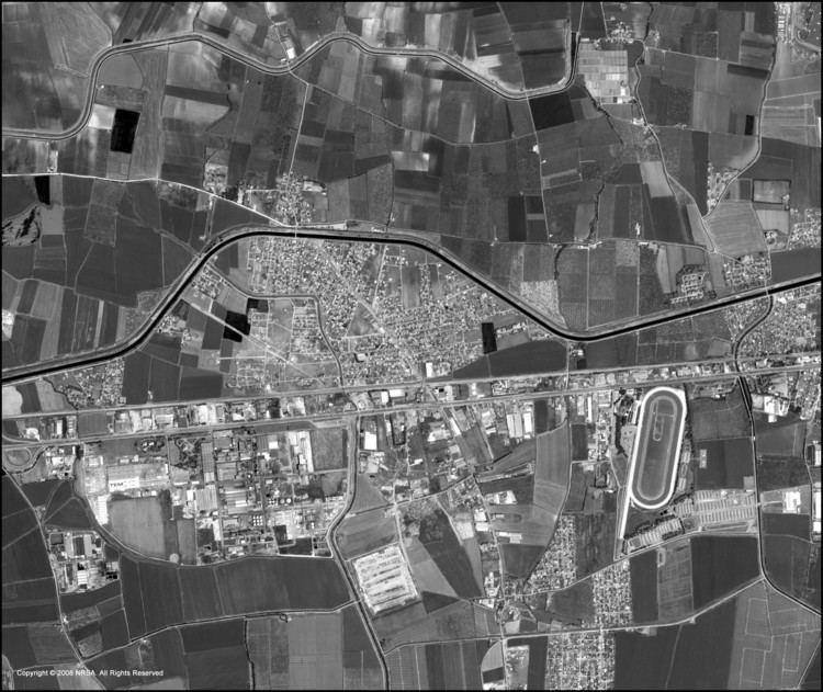 Cartosat-1 CARTOSAT1 Satellite Image of Adana Turkey Satellite Imaging Corp