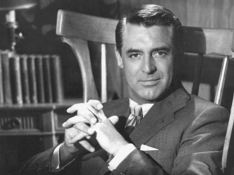 Cary Grant Cary Grant Pop up at Bristol Vintage Fair Screening Film