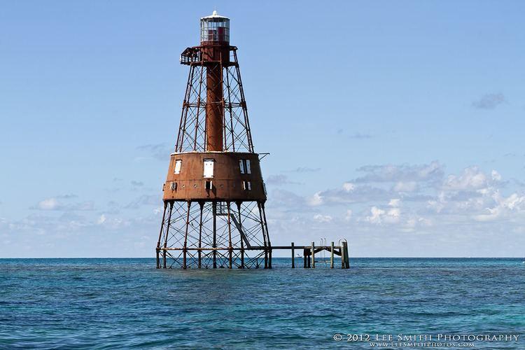 Carysfort Reef Light Carysfort Reef Lighthouse Key Largo Florida Lee Smith Photography