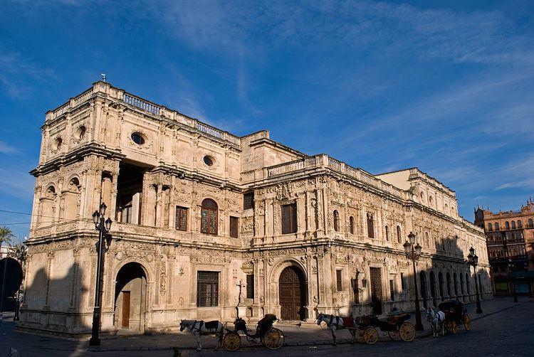 Casa consistorial de Sevilla