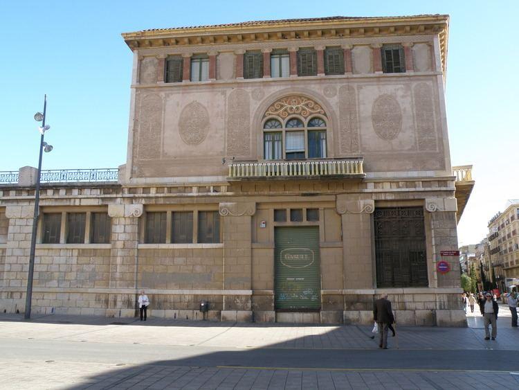 Casa Gasull FileCasa Gasull Reus 1JPG Wikimedia Commons