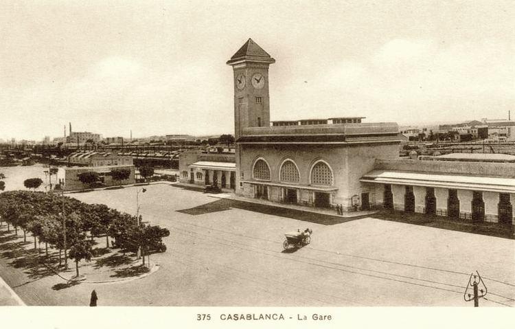 Casablanca in the past, History of Casablanca