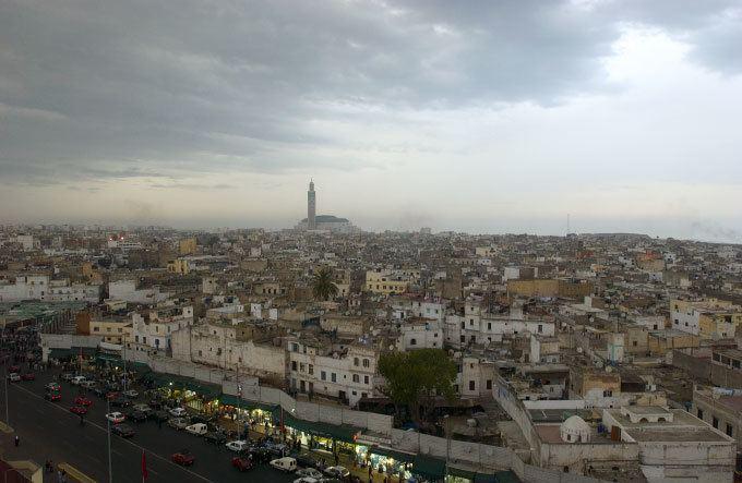 Casablanca Beautiful Landscapes of Casablanca
