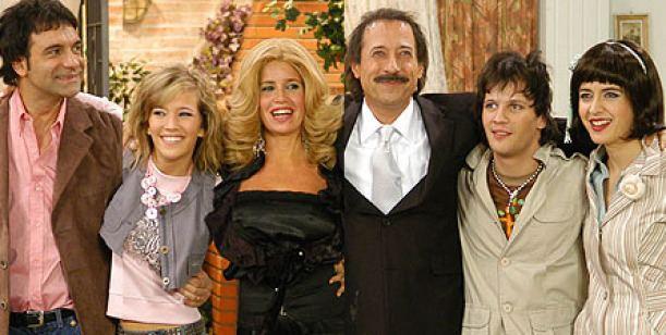 Casados con Hijos (Argentina) Vuelve Casados con Hijos Hablan los protagonistas de la comedia