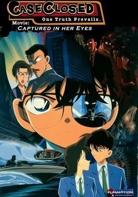 Case Closed: Captured in Her Eyes Detective Conan Movie 4 Captured In her Eyes AnimePlanet