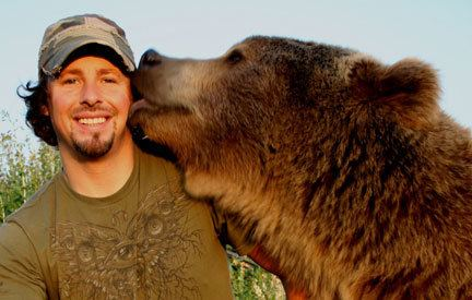 Casey Anderson Casey and Brutus an Unlikely Pair The Casual Observer