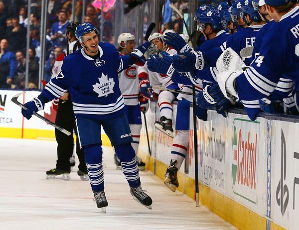 Casey Bailey Casey Bailey Pictures Montreal Canadiens v Toronto Maple