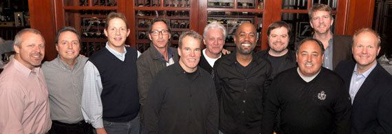 Casey Beathard BMI Toasts Come Back Song Team MusicRow Nashville39s
