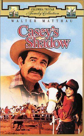 Casey's Shadow Amazoncom Caseys Shadow VHS Walter Matthau Alexis Smith