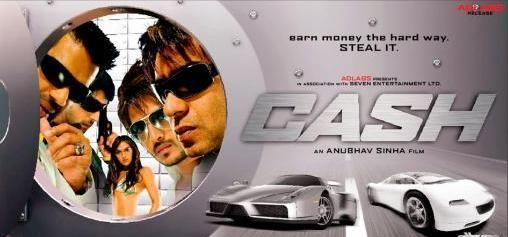 Cash (2007 film) Cash music review by Aakash Gandhi Planet Bollywood