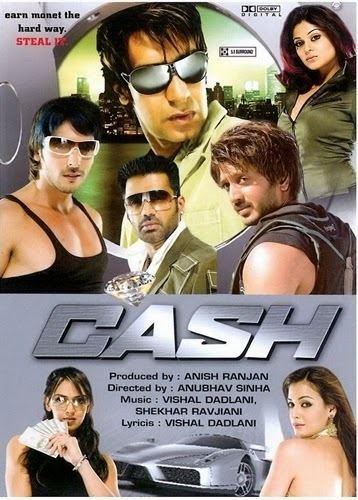 Cash (2007 film) Cash 2007 Hindi Movie Review Rating Ajay Devgan