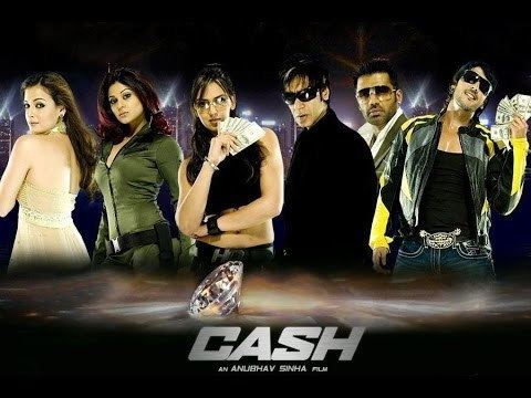 Cash (2007 film) Cash 2007 Hindi 480p YouTube