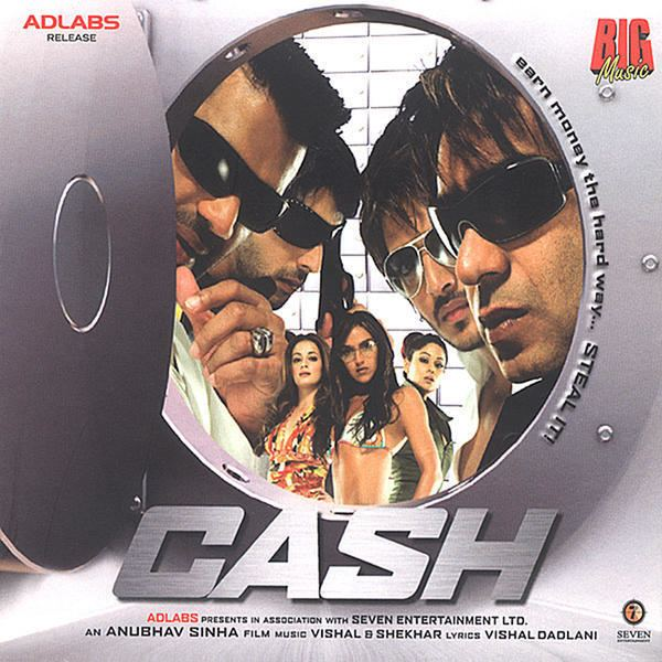 Cash (2007 film) Cash 2007 Movie Mp3 Songs Bollywood Music