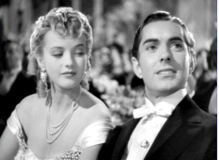 Cash and Carry (1937 film) movie scenes  In Old Chicago 1937 Tyrone Power Phyllis Brooks in In Old