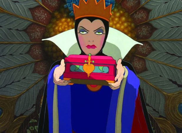 Cash and Carry (1937 film) movie scenes Snow White very reasonably is scared and runs inside The prince s dreamy baritone soon wins her over however and she gives him a blushing pigeon as a