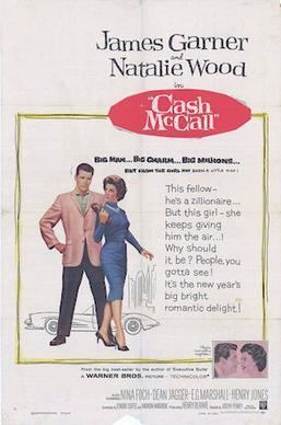 Cash McCall movie poster