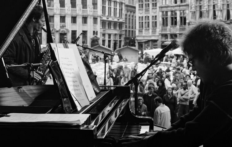 Casimir Liberski Casimir LiberskiPress Casimir Liberski Jazz Pianist and Composer