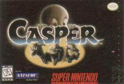 Casper (video game) Casper video game Wikipedia