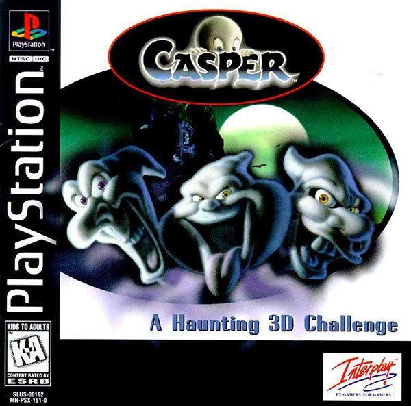 Casper (video game) img1gameoldiescomsitesdefaultfilespackshots
