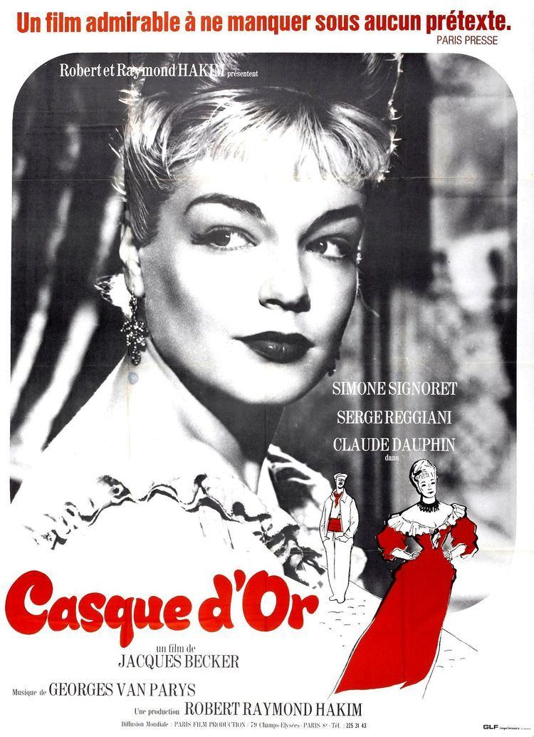 Casque d'Or Special Screening of CASQUE DOR French Culture