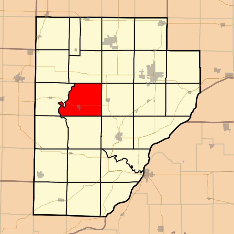 Cass Township, Fulton County, Illinois