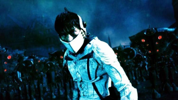 Casshern (film) Casshern 2004 MUBI