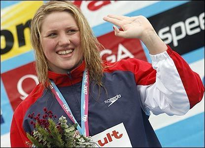 Cassie Patten BBC SPORT Other Sport Swimming Cassie Patten