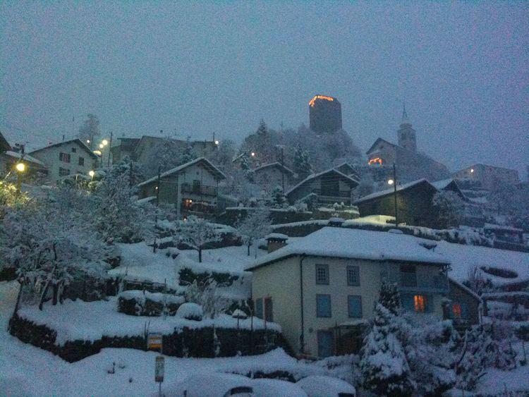 Castaneda, Switzerland