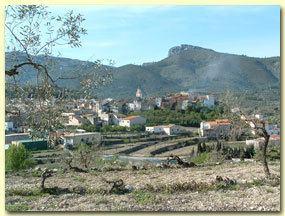 Castell de Castells wwwmountainholidaysspaincomImagesCastells1c