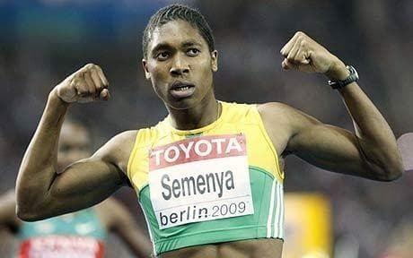 Caster Semenya IAAF confirms Caster Semenya39s return Telegraph