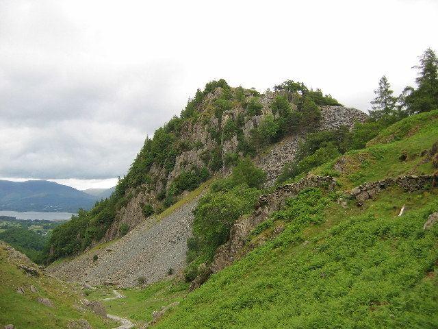 Castle Crag httpsuploadwikimediaorgwikipediacommonsee