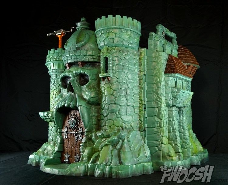 Castle Grayskull Fwoosh Staff Best of 2013 Castle Grayskull The Fwoosh