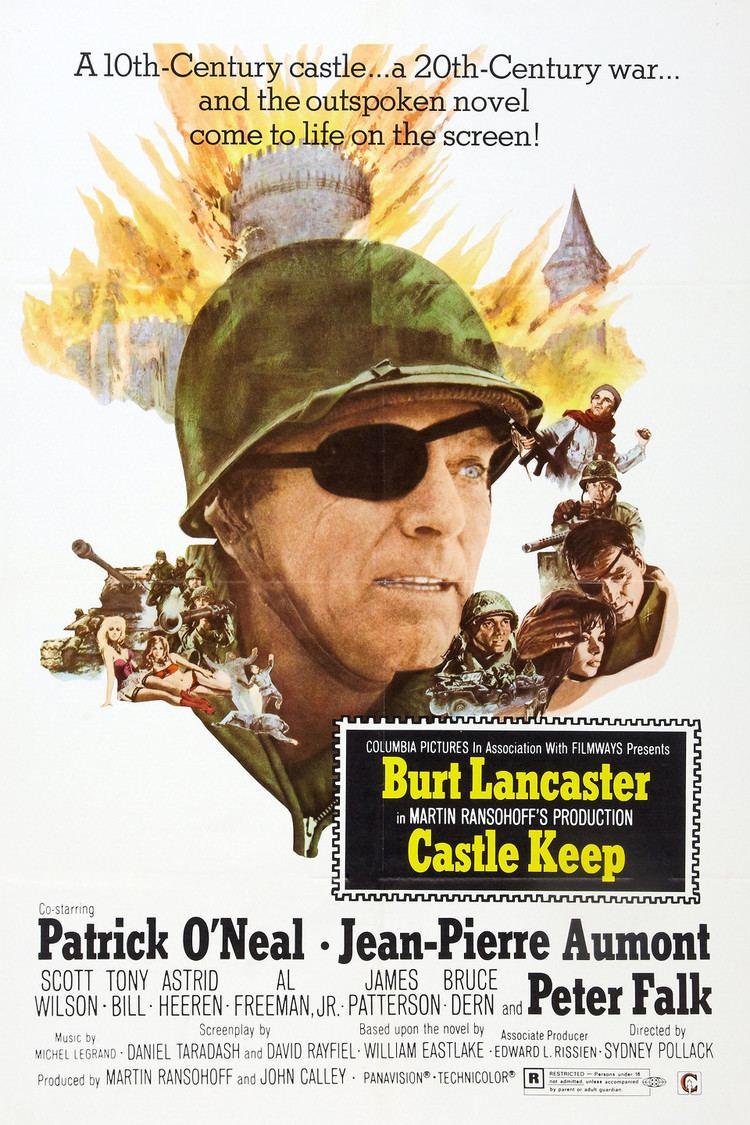 Castle Keep wwwgstaticcomtvthumbmovieposters509p509pv