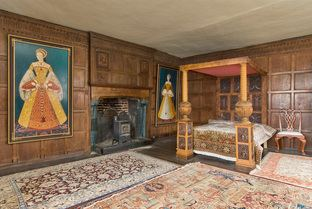 Castle Lodge, Ludlow Castle Lodge truly remarkable historic house available for sale