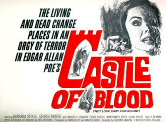 Castle of Blood Psychobabble Review Danse Macabre aka Castle of Blood