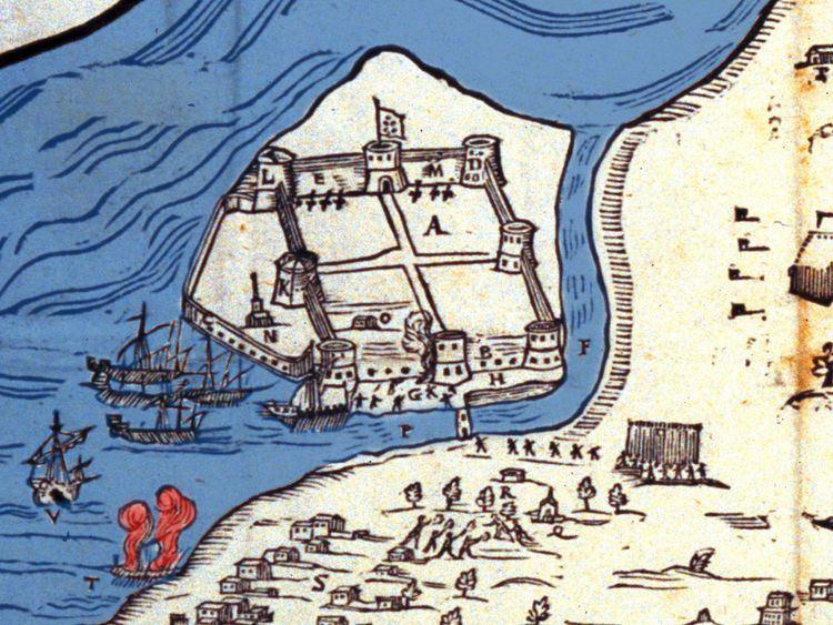 Castle of Bouka