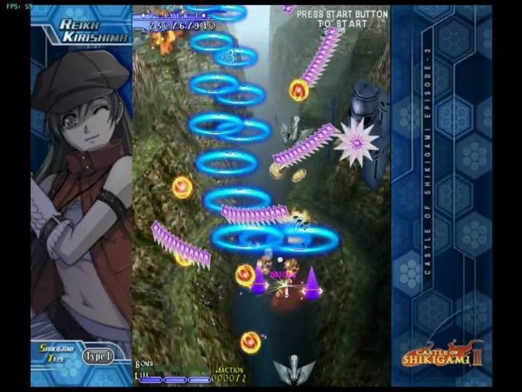 Castle of Shikigami III Castle of Shikigami 3 Dolphin Emulator 4586 YouTube
