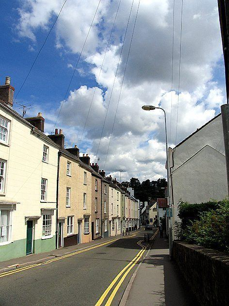 Castle Terrace, Chepstow