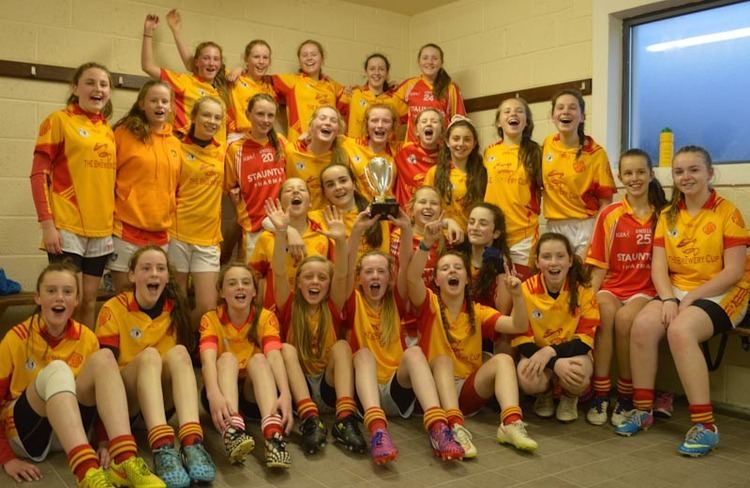 Castlebar Mitchels GAA Castlebar County Mayo U14 Mitchels Girls County Champions