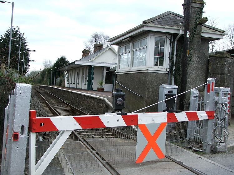 Castleconnell railway station